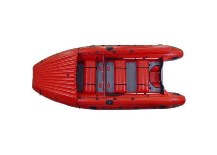 надувная лодка из пвх фрегат m-430 fm jet